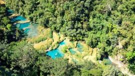 Semuc Champey es una de las 25 piscinas más increíbles del mundo, según Huffingston Post