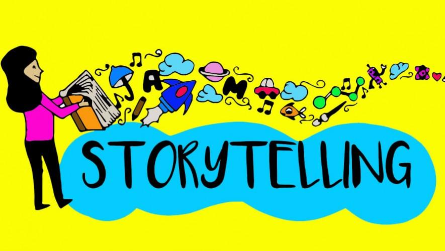 Taller de Storytelling con Mariana Santos en Ciudad de Guatemala | Marzo 2017