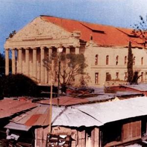 Teatro Carrera en Guatemala