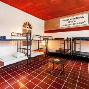 Theatre International Hostel Guatemala