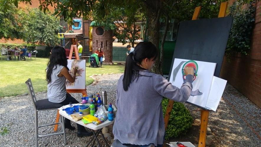 Curso de Ilustración Creativa en Museo Miraflores | Marzo 2017