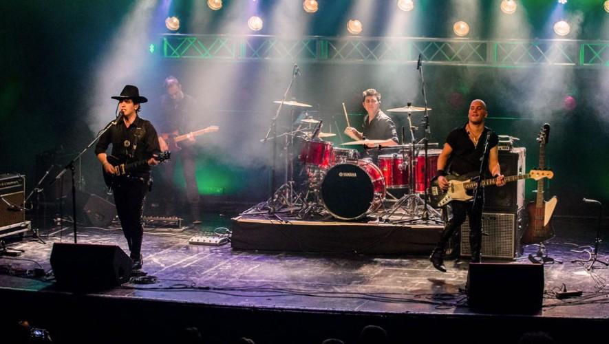 Tributo a Soda Stereo por Tres Punto Uno en Guatemala | Marzo 2017