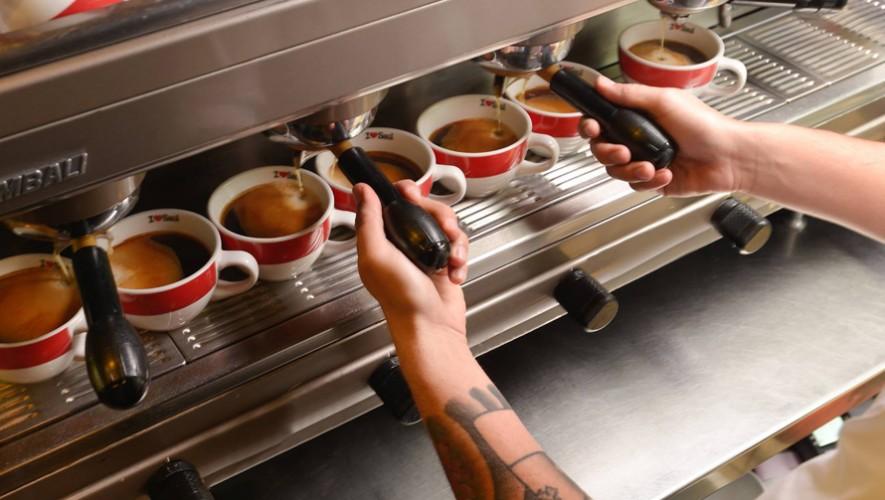 Taller Cultura del Café en Saúl Bistro Majadas Once | Marzo 2017