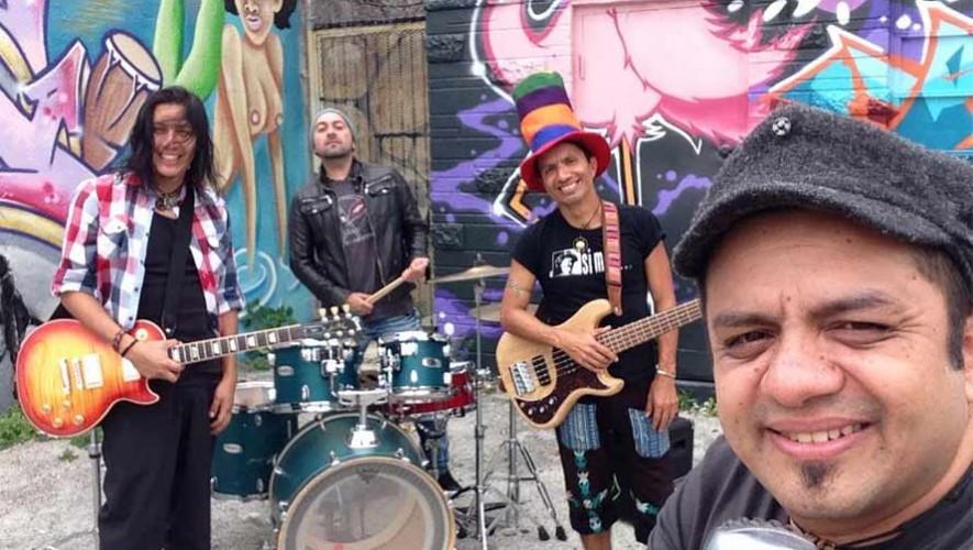 Vienes Verde presenta su nuevo proyecto musical en Guatemala