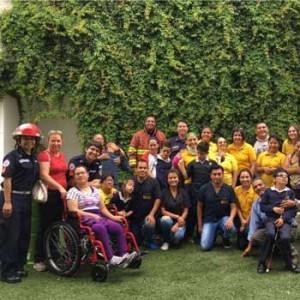 Viernes Cívicos 2017 de los Bomberos Municipales