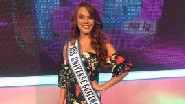 Virginia Argueta, Miss Universo Guatemala será modelo en Los Ángeles Fashion Week