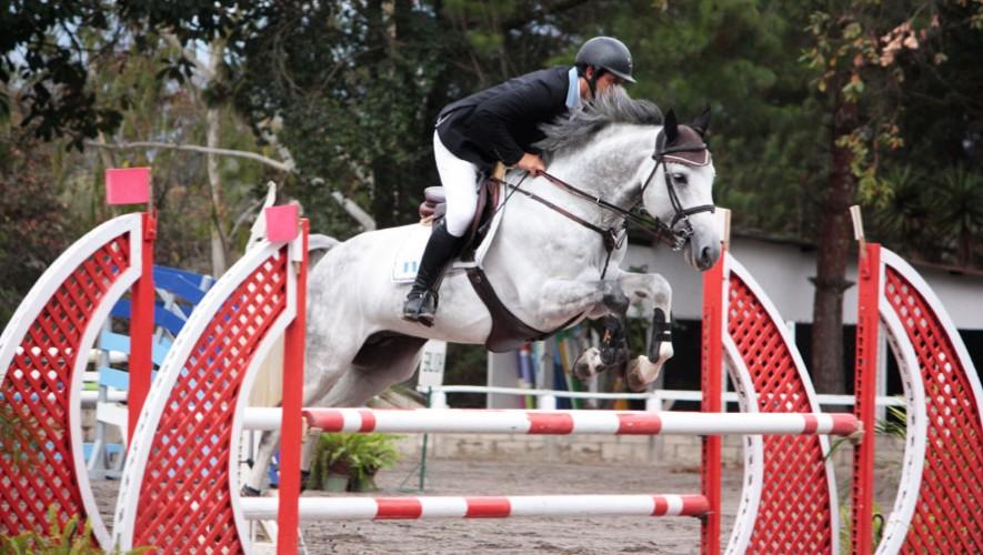 Un total de 4 pruebas se disputaron el pasado fin de semana en el Club Ecuestre de Vista Hermosa. (Foto: Prensa ANEG)