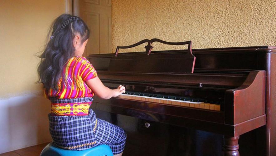 Yahaira Tubac, pianista guatemalteca se presentará en el programa de Don Francisco
