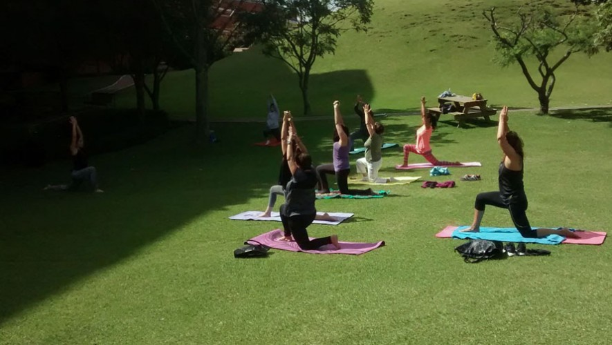 Clase de Yoga Restaurativo en Museo Miraflores | Marzo 2017