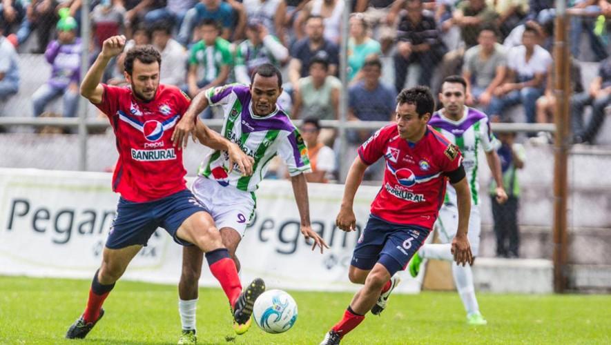 Partido de Antigua vs Xelajú por el Torneo Clausura   Marzo 2017