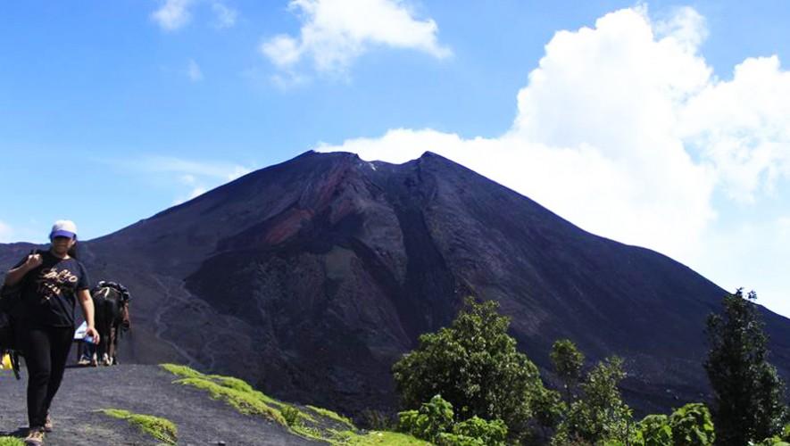 Ascenso de un día al Volcán Pacaya | Abril 2017