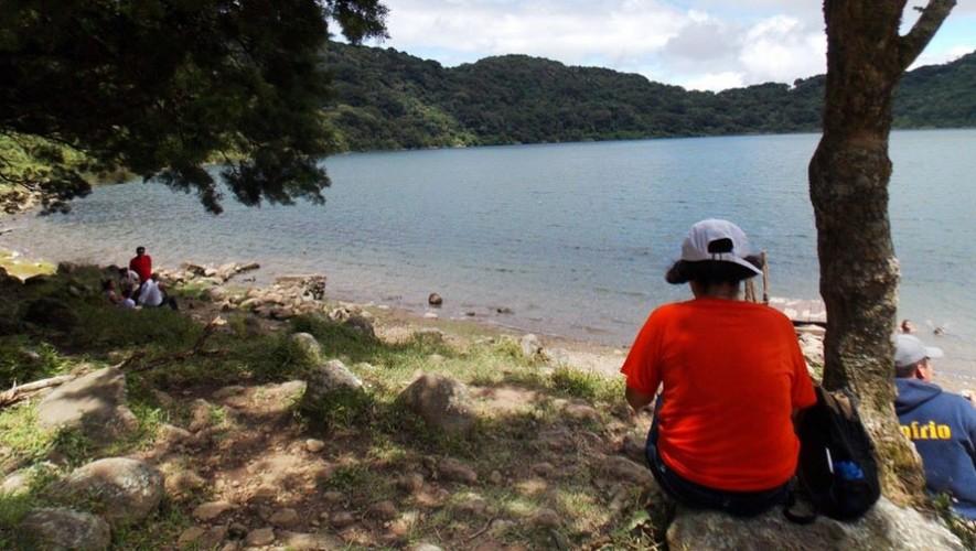 Ascenso de un día al Volcán y Laguna de Ipala | Marzo 2017