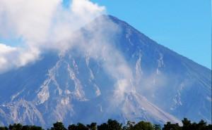 Ascenso a volcanes Santiaguito y Santa María   Marzo 2017