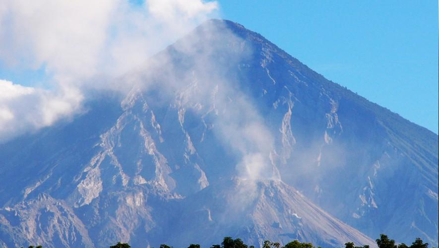 Ascenso a volcanes Santiaguito y Santa María | Marzo 2017