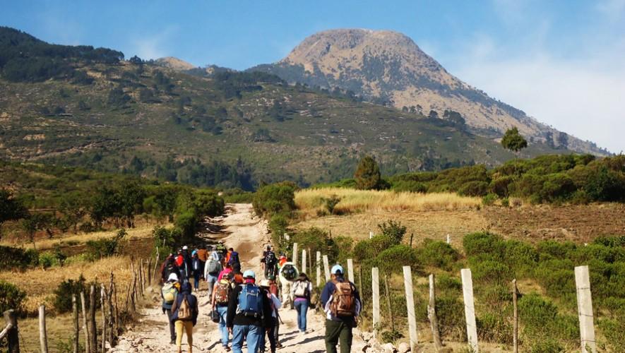 Expedición al Volcán Tajumulco | Abril 2017