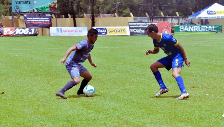 El partido más atractivo de la jornada 11 lo disputarán Carchá y Cobán en el clásico de Alta Verapaz. (Foto: Will Stubbs/Deportivo Carchá)
