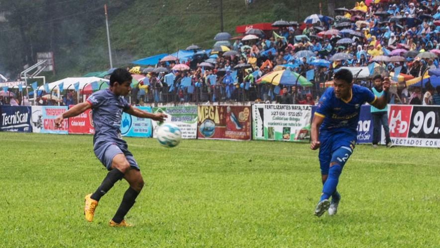 Partido de Carchá vs Cobán por el Torneo Clausura | Marzo 2017