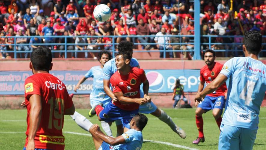 Partido de Carchá vs Municipal por el Torneo Clausura | Marzo 2017