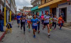 Carrera 10K Don Fily Antigua en Sacatepéquez | Marzo 2017