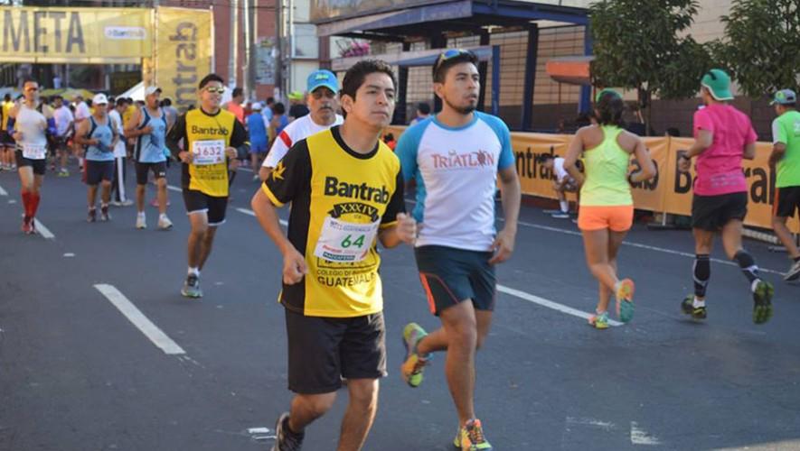 Carrera Día del Ingeniero Sur Occidente en Quetzaltenango | Marzo 2017
