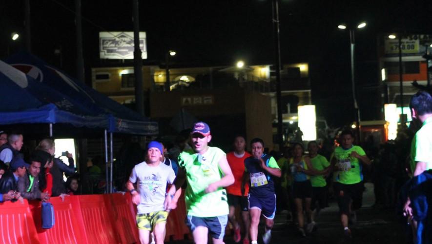 Carrera Nocturna Verano Run Xela 10K | Marzo 2017