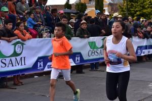 (Foto: Asociación Departamental de Atletismo Totonicapán)