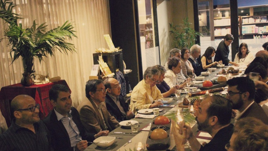 Cena francesa con vinos en Sophos | Marzo 2017