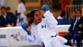 Cheili González regresará al tatami en el campeonato que se celebrará en Venezuela. (Foto: COGuatemalteco)