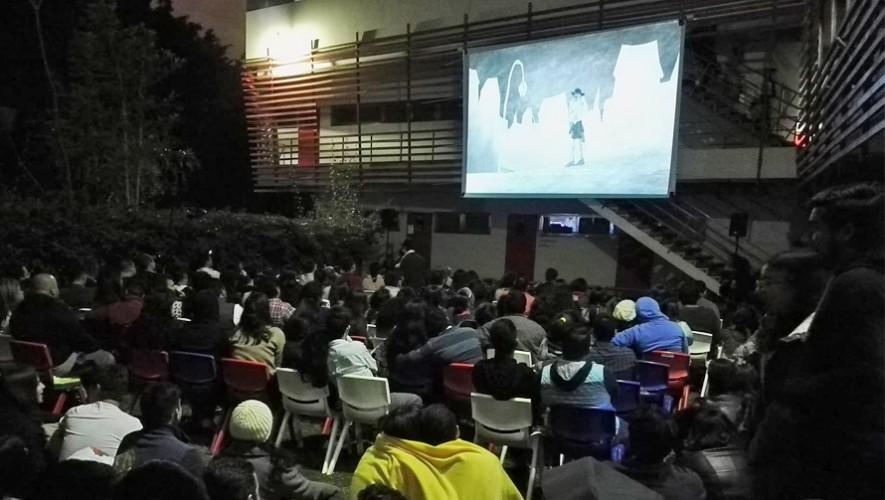 Maratón de Cine francés al aire libre en la Alianza Francesa | Marzo 2017