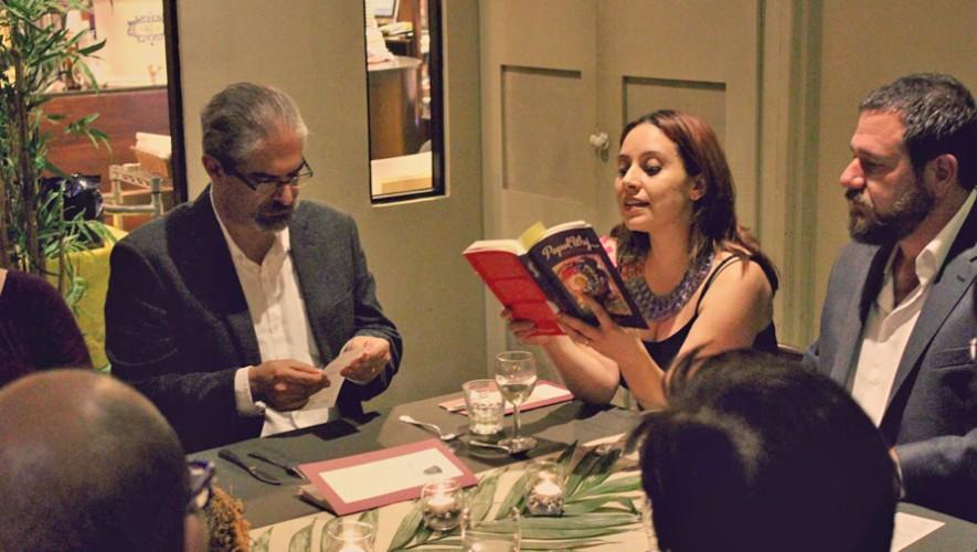 """Club de lectura """"Pensando Diferente"""" en Sophos   Marzo 2017"""