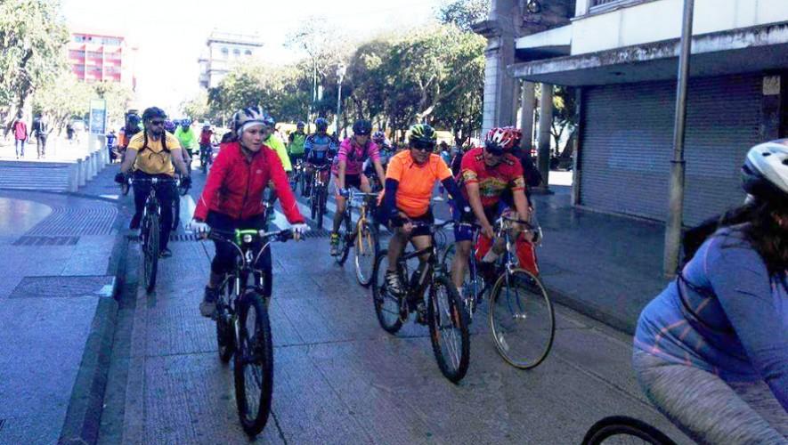 Colazo en bicicleta para principiantes en Ciudad de Guatemala | Marzo 2017