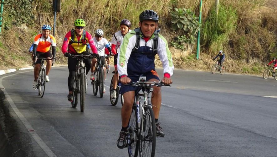 Colazo en bicicleta al Puerto de San José | Marzo 2017