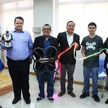 competencia nacional de robótica en la Ciudad de Guatemala 2017