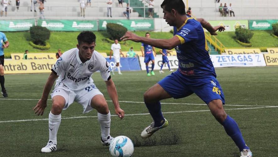 Partido de Cobán vs Comunicaciones por el Torneo Clausura   Marzo 2017