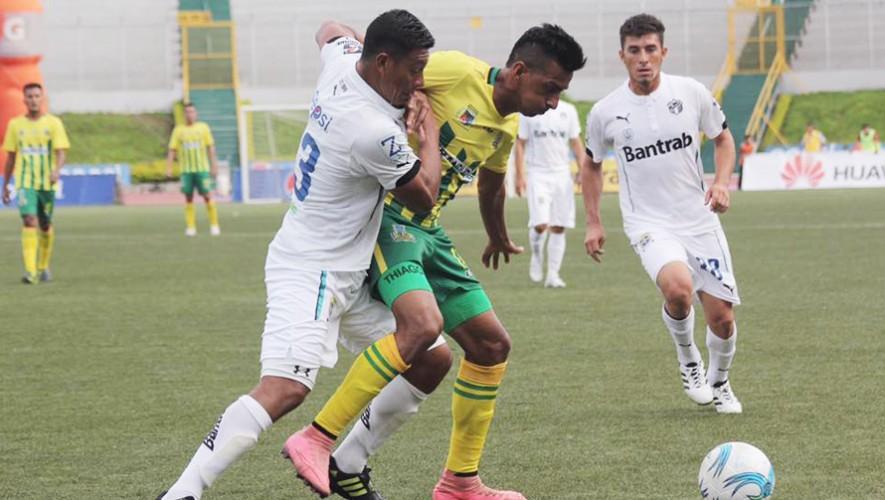 Partido de Comunicaciones vs Guastatoya por el Torneo Clausura | Marzo 2017