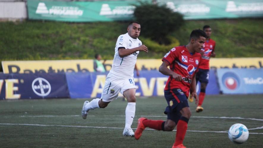 Partido de Comunicaciones vs Xelajú por el Torneo Clausura | Marzo 2017