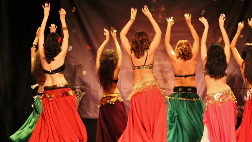 Festival de Danzas Orientales y Fusión en Jardines La Meseta   Abril 2017