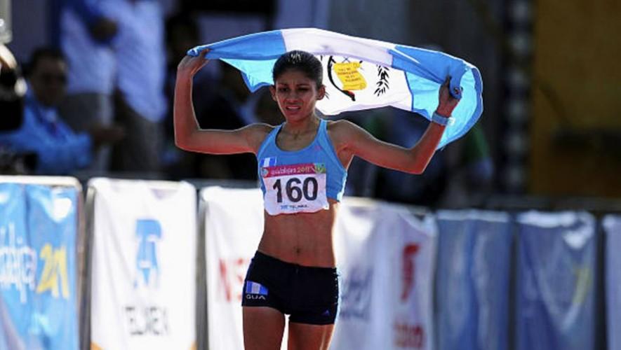 Todas las atletas de esta lista han puesto el nombre de Guatemala en lo más alto de sus deportes. (Foto: LatinContent/STR)