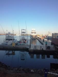 Embarcaciones del Torneo. (Foto: Club Amateur de Pesca)