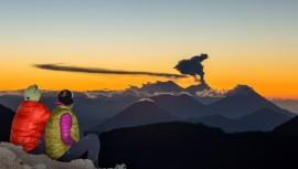 Disfruta de la semana santa escalando los diferentes volcanes que hay en Guatemala. (Foto: Alexandre Patrier)