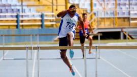 Aparte de la marcha atlética, Gerber Blanco es de los pocos atletas de alto rendimiento en el atletismo que buscan su clasificación al Mundial. (Foto: FNA)
