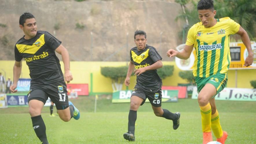 Partido de Guastatoya vs Petapa por el Torneo Clausura | Marzo 2017