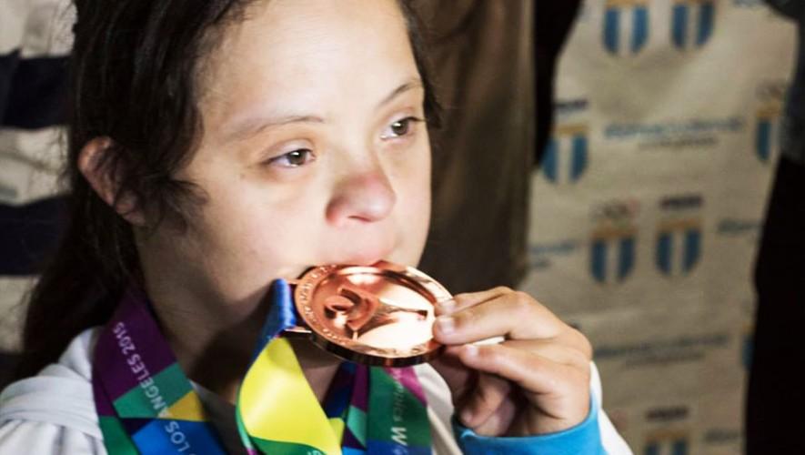 Esta será la tercera participación de Guatemala en unos Juegos Latinoamericanos de Olimpiadas Especiales. (Foto: Anini)
