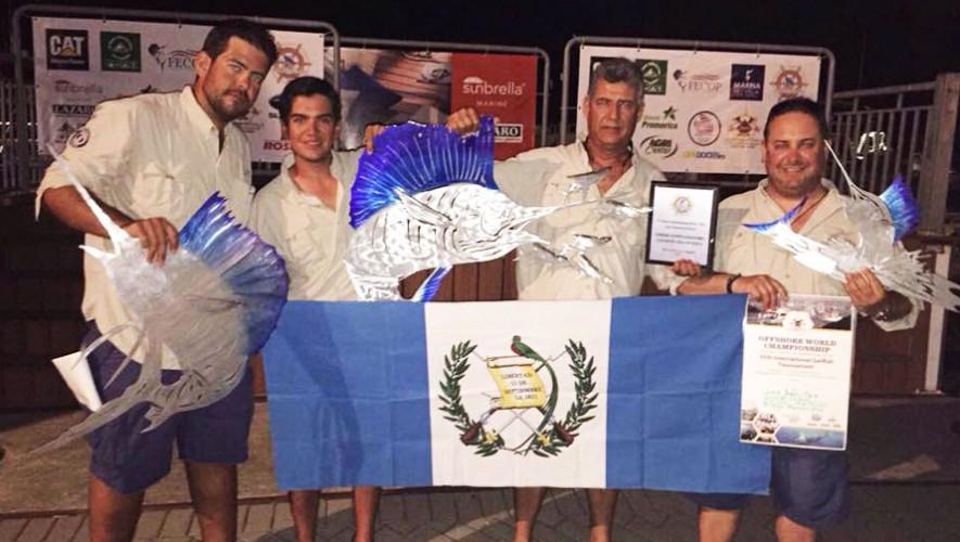 pesca deportiva Guatemala
