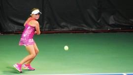 Ximena Morales se llevó el título de campeona a nivel individual, venciendo a su compatriota Deborah Domínguez. (Foto: Costa Rica Bowl)