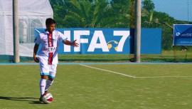 El equipo de Huracán buscará hacer historia en el Mundial de Clubes de Fútbol 7. (Foto: IFA7)