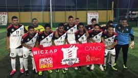 El equipo de Huracán será el primero de Guatemala en participar ne un Mundial de Clubes de fútbol 7. (Foto: Huracán FC)