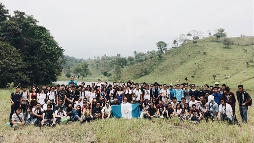 Instameet Occidente en Parque Central de Quetzaltenango | Marzo 2017