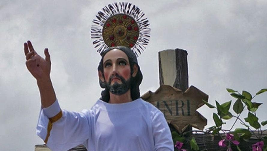 Jesús Resucitado El Calvario
