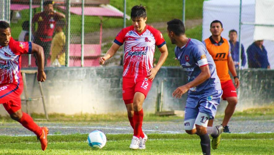 Partido de Malacateco vs Carchá por el Torneo Clausura | Marzo 2017